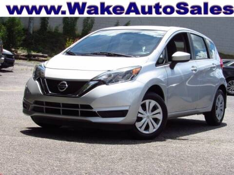 2019 Nissan Versa Note for sale at Wake Auto Sales Inc in Raleigh NC
