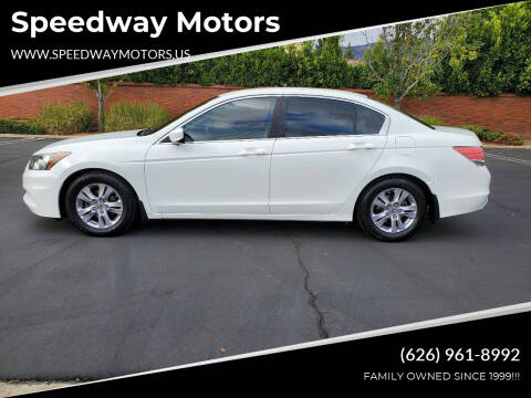 2012 Honda Accord for sale at Speedway Motors in Glendora CA
