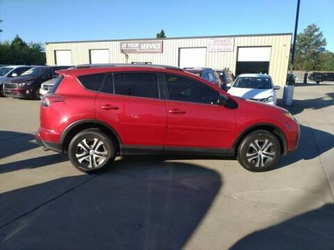 2017 Toyota RAV4 for sale at Bryans Car Corner in Chickasha OK
