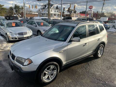2005 BMW X3 for sale at Masic Motors, Inc. in Harrisburg PA