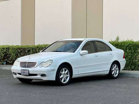 2001 Mercedes-Benz C-Class for sale at Carfornia in San Jose CA