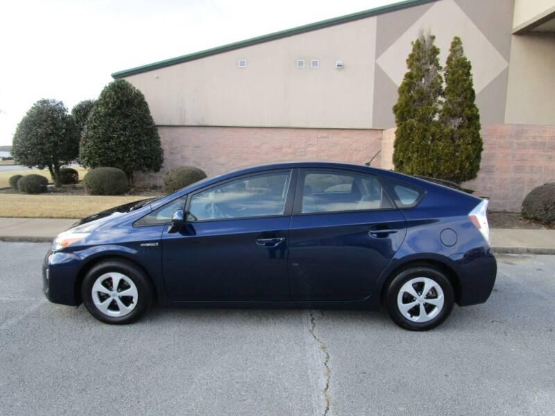 2015 Toyota Prius for sale at JON DELLINGER AUTOMOTIVE in Springdale AR