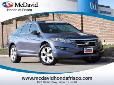 2012 Honda Crosstour for sale at DAVID McDAVID HONDA OF IRVING in Irving TX