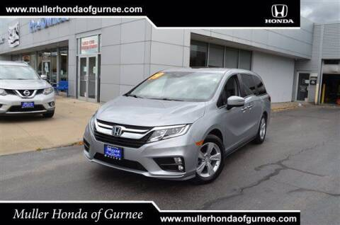 2019 Honda Odyssey for sale at RDM CAR BUYING EXPERIENCE in Gurnee IL