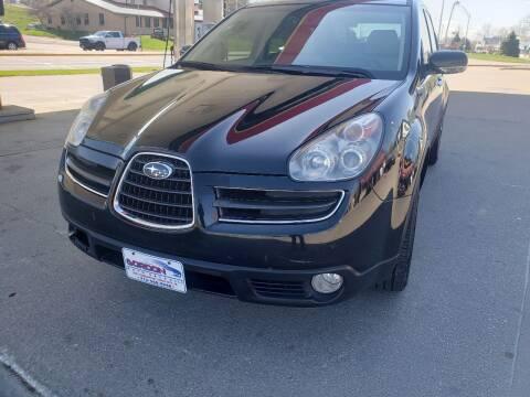2007 Subaru B9 Tribeca for sale at Gordon Auto Sales LLC in Sioux City IA