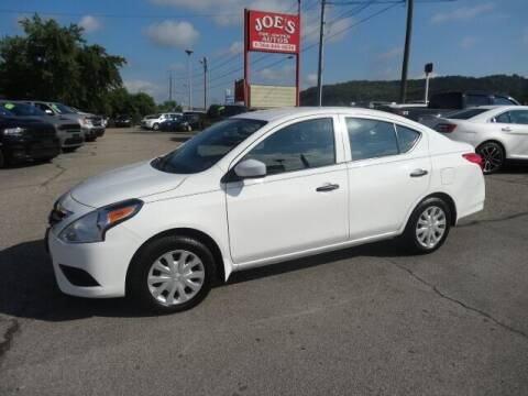 2017 Nissan Versa for sale at Joe's Preowned Autos in Moundsville WV