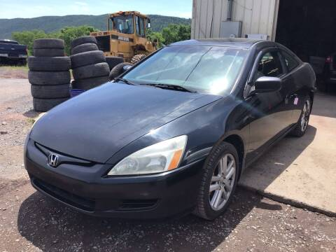 2004 Honda Accord for sale at Troys Auto Sales in Dornsife PA