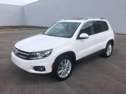 2012 Volkswagen Tiguan for sale at Access Motors Co in Mobile AL