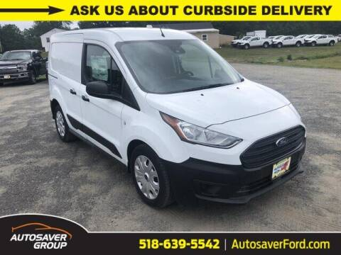 2019 Ford Transit Connect Cargo for sale at Autosaver Ford in Comstock NY
