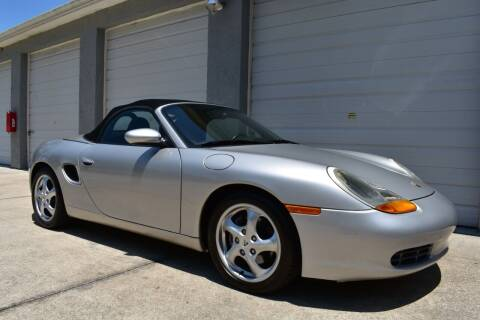 1998 Porsche Boxster for sale at Advantage Auto Group Inc. in Daytona Beach FL