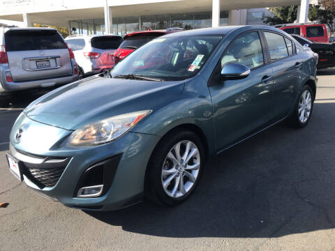 2010 Mazda MAZDA3 for sale at Autos Wholesale in Hayward CA