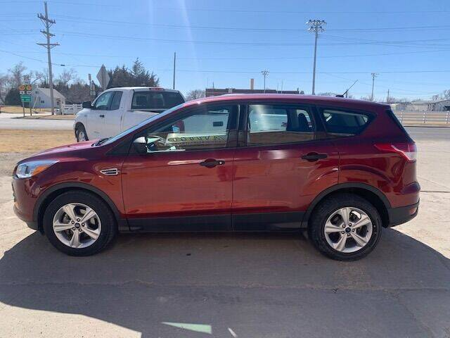 2014 Ford Escape for sale at J & S Auto in Downs KS