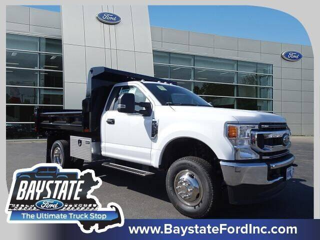 2021 Ford F-350 Super Duty for sale in South Easton, MA