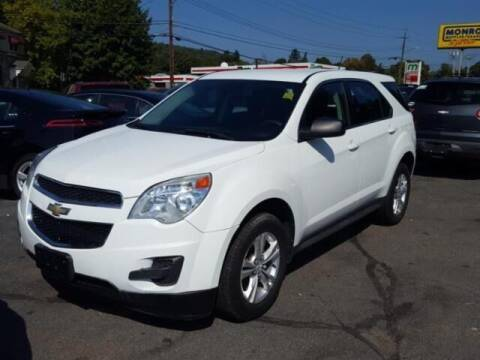 2014 Chevrolet Equinox for sale at Cj king of car loans/JJ's Best Auto Sales in Troy MI