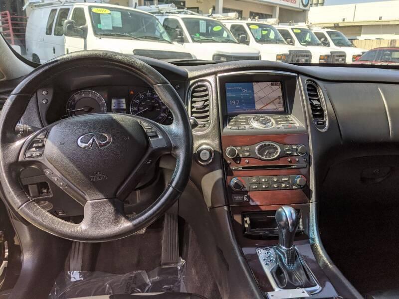 2012 Infiniti EX35 Journey 4dr Crossover - National City CA