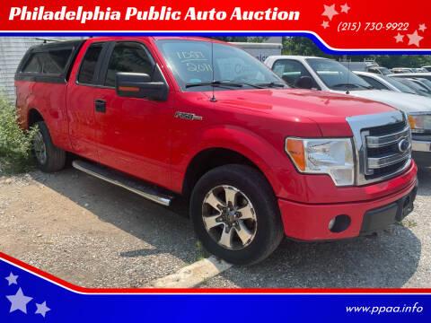 2011 Ford F-150 for sale at Philadelphia Public Auto Auction in Philadelphia PA