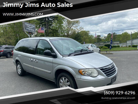 2006 Chrysler Town and Country for sale at Jimmy Jims Auto Sales in Tabernacle NJ