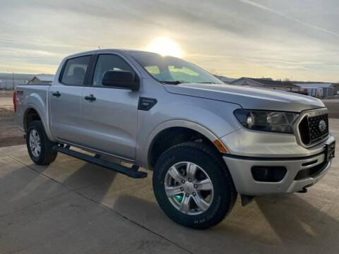 2019 Ford Ranger for sale at Platinum Car Brokers in Spearfish SD