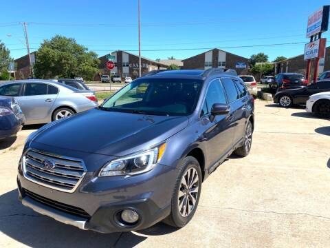 2016 Subaru Outback for sale at Car Gallery in Oklahoma City OK