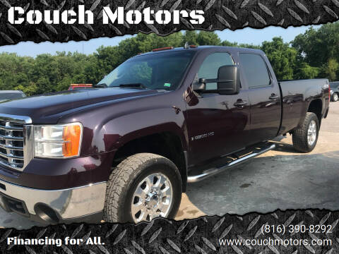2008 GMC Sierra 2500HD for sale at Couch Motors in Saint Joseph MO