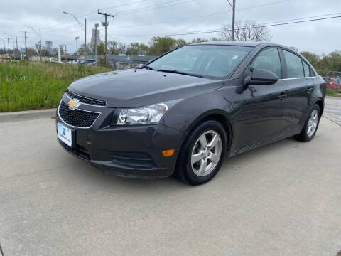 2014 Chevrolet Cruze for sale at Xtreme Auto Mart LLC in Kansas City MO