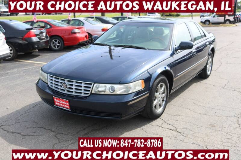 2002 Cadillac Seville for sale at Your Choice Autos - Waukegan in Waukegan IL