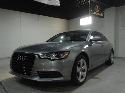 2012 Audi A6 for sale at Ohio Motor Cars in Parma OH