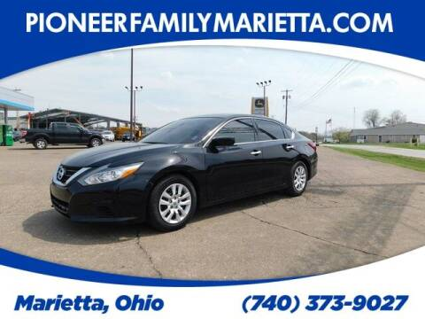 2018 Nissan Altima for sale at Pioneer Family preowned autos in Williamstown WV