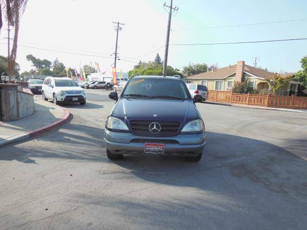 1999 Mercedes-Benz M-Class for sale at Top Notch Auto Sales in San Jose CA