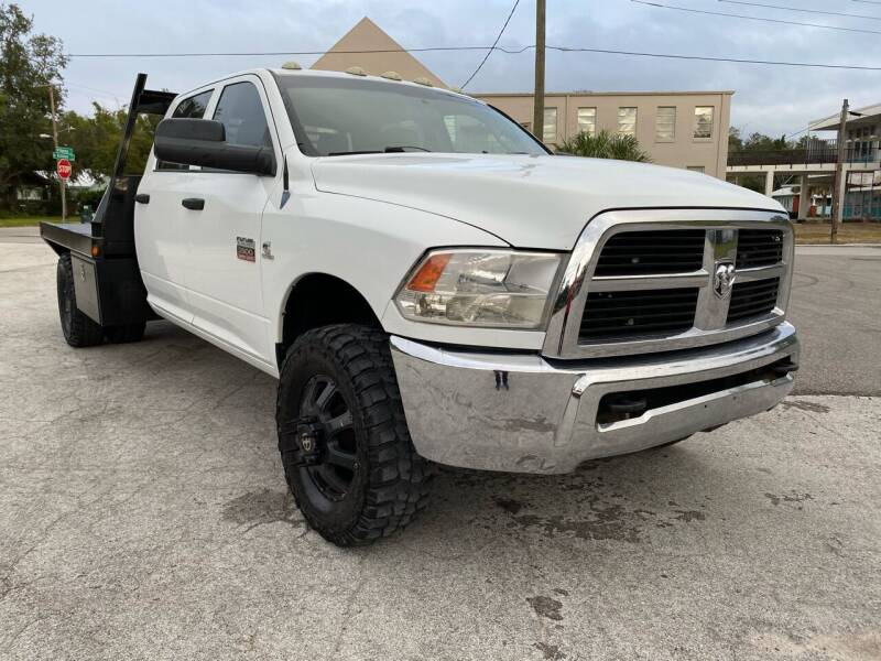 2012 RAM Ram Chassis 3500 for sale at LUXURY AUTO MALL in Tampa FL