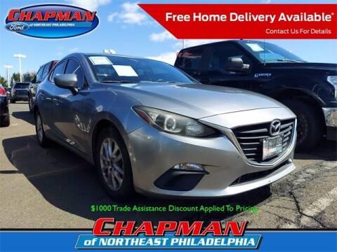 2016 Mazda MAZDA3 for sale at CHAPMAN FORD NORTHEAST PHILADELPHIA in Philadelphia PA