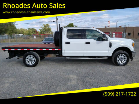 2017 Ford F-350 Super Duty for sale at Rhoades Auto Sales in Spokane Valley WA