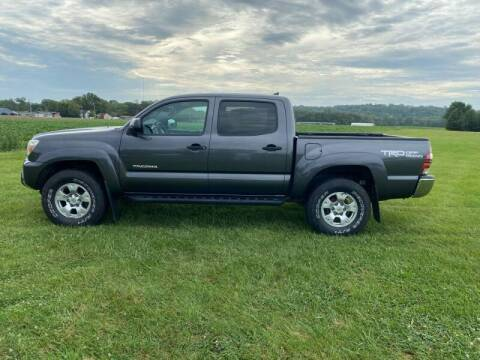 2014 Toyota Tacoma for sale at Wendell Greene Motors Inc in Hamilton OH