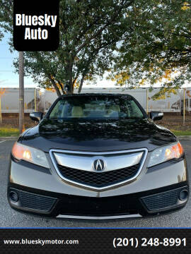 2014 Acura RDX for sale at Bluesky Auto in Bound Brook NJ