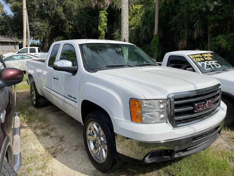 2013 GMC Sierra 1500 for sale at Harbor Oaks Auto Sales in Port Orange FL
