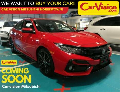2020 Honda Civic for sale at Car Vision Mitsubishi Norristown in Norristown PA