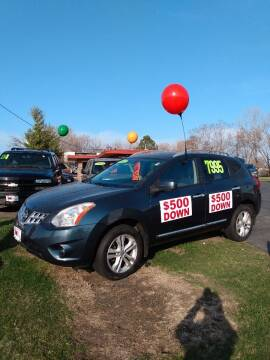 2012 Nissan Rogue for sale at Miro Motors INC in Woodstock IL