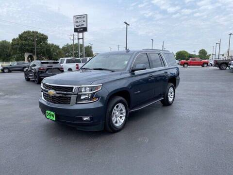 2020 Chevrolet Tahoe for sale at DOW AUTOPLEX in Mineola TX