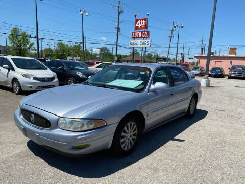 2005 Buick LeSabre for sale at 4th Street Auto in Louisville KY