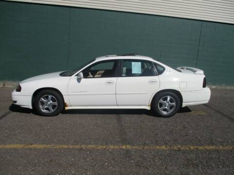 2004 Chevrolet Impala for sale at Sally & Assoc. Auto Sales Inc. in Alliance OH