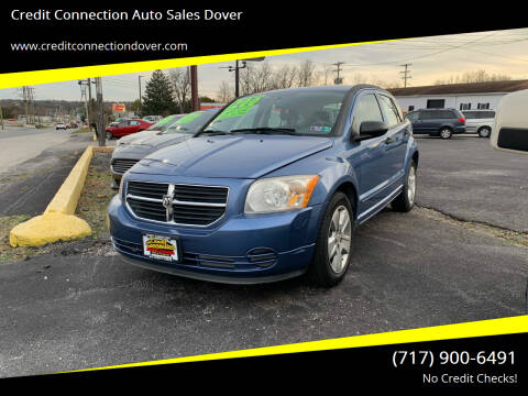 2007 Dodge Caliber for sale at Credit Connection Auto Sales Dover in Dover PA
