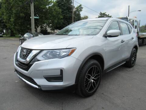 2018 Nissan Rogue for sale at PRESTIGE IMPORT AUTO SALES in Morrisville PA