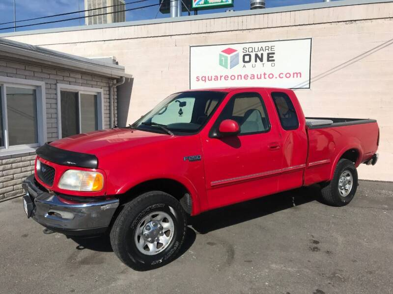 1997 Ford F-250 for sale at SQUARE ONE AUTO LLC in Murray UT