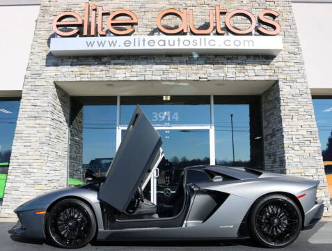 2019 Lamborghini Aventador for sale at Elite Autos LLC in Jonesboro AR