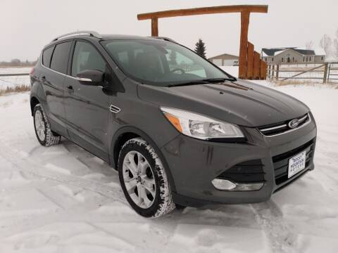 2016 Ford Escape for sale at Kevs Auto Sales in Helena MT