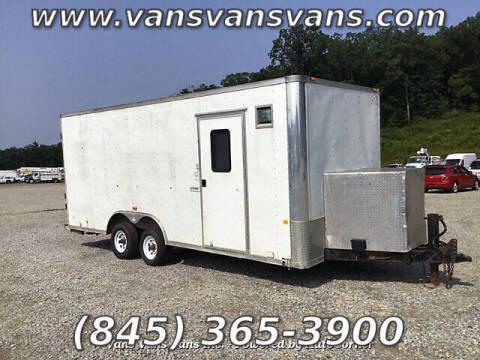 2012 Middlebury MTB85X 20ft Cargo Trailer with for sale at Vans Vans Vans INC in Blauvelt NY