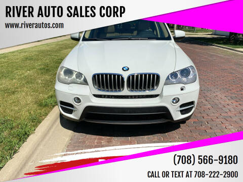 2011 BMW X5 for sale at RIVER AUTO SALES CORP in Maywood IL