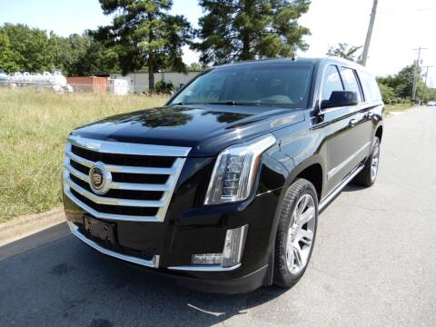 2015 Cadillac Escalade ESV for sale at United Traders Inc. in North Little Rock AR