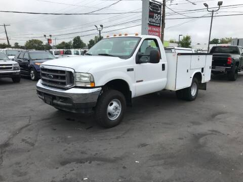 2004 Ford F-350 Super Duty for sale at KAP Auto Sales in Morrisville PA