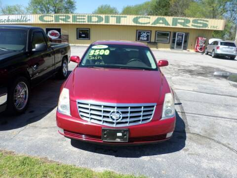 2007 Cadillac DTS for sale at Credit Cars of NWA in Bentonville AR